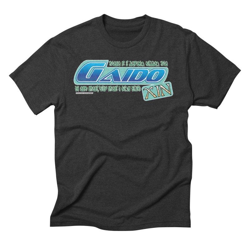 Gaido Xin Logo Shirt Men's Triblend T-Shirt by The8spot's Artist Shop