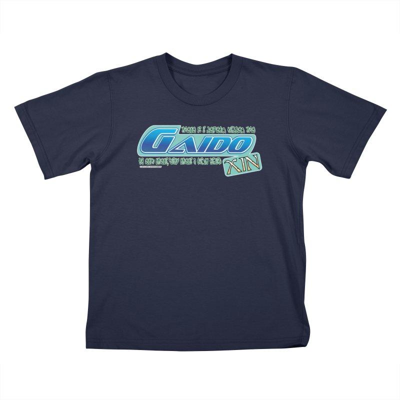 Gaido Xin Logo Shirt Kids Toddler T-Shirt by The8spot's Artist Shop