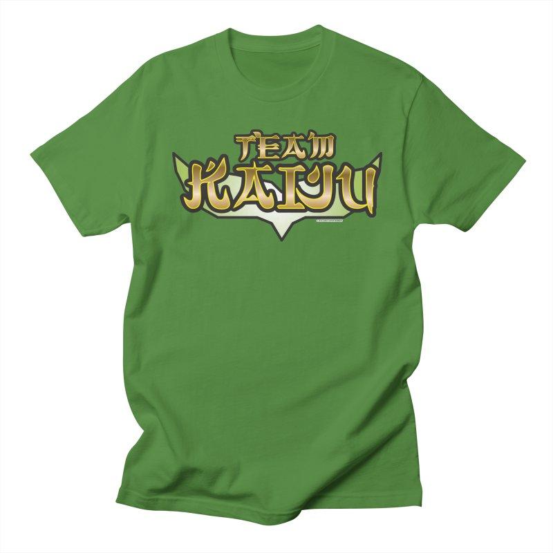Team Kaiju Logo Shirt Men's T-Shirt by The8spot's Artist Shop