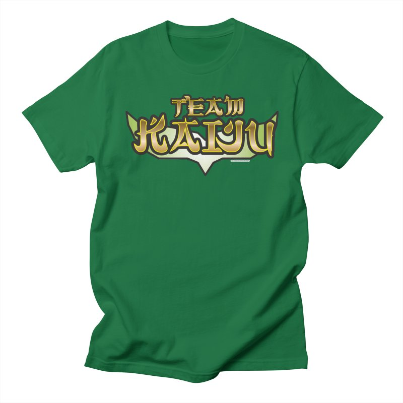 Team Kaiju Logo Shirt Men's T-shirt by The8spot's Artist Shop