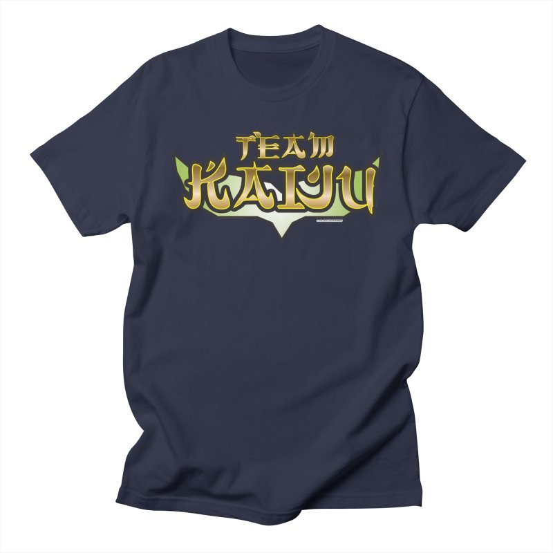 Team Kaiju Logo Shirt Men's Regular T-Shirt by The8spot's Artist Shop