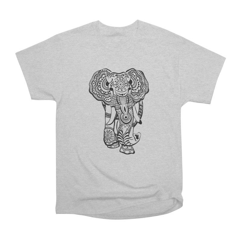 Elly 1 Men's T-Shirt by The Artful Cricket