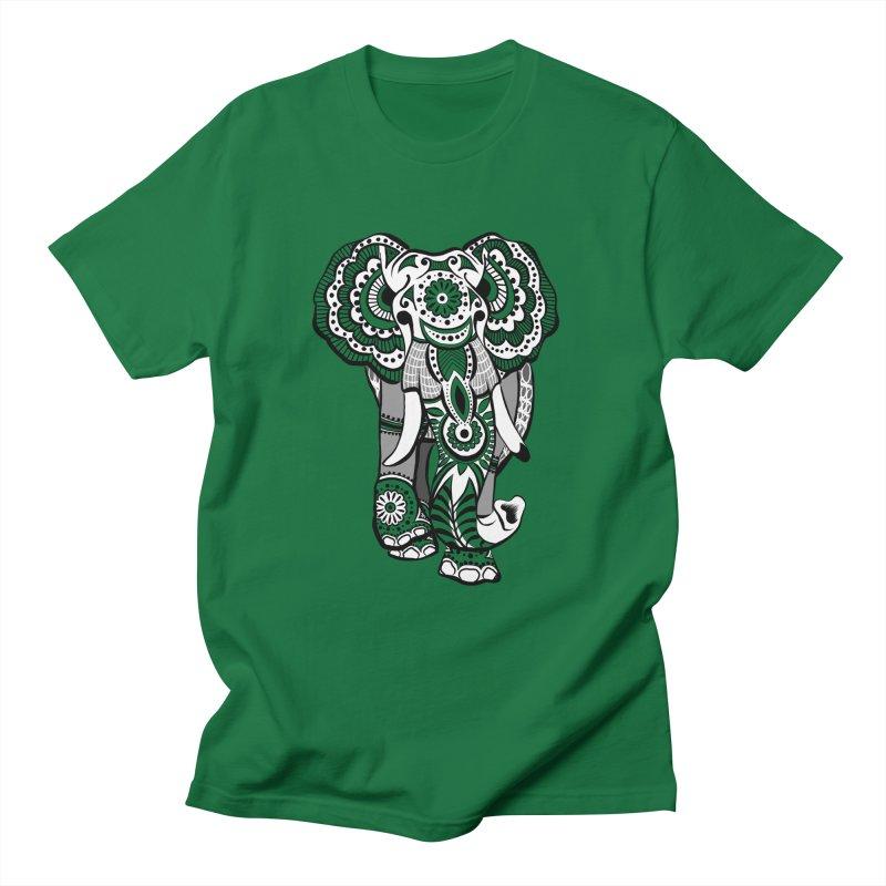 Elle 1 - Color Men's T-Shirt by The Artful Cricket