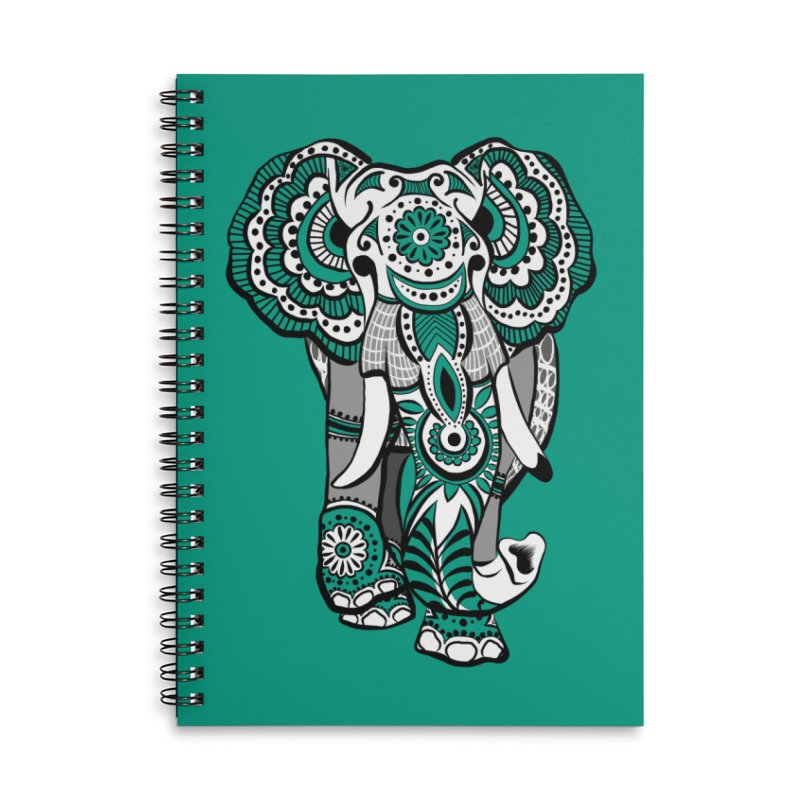 Elle 1 - Color Accessories Notebook by The Artful Cricket