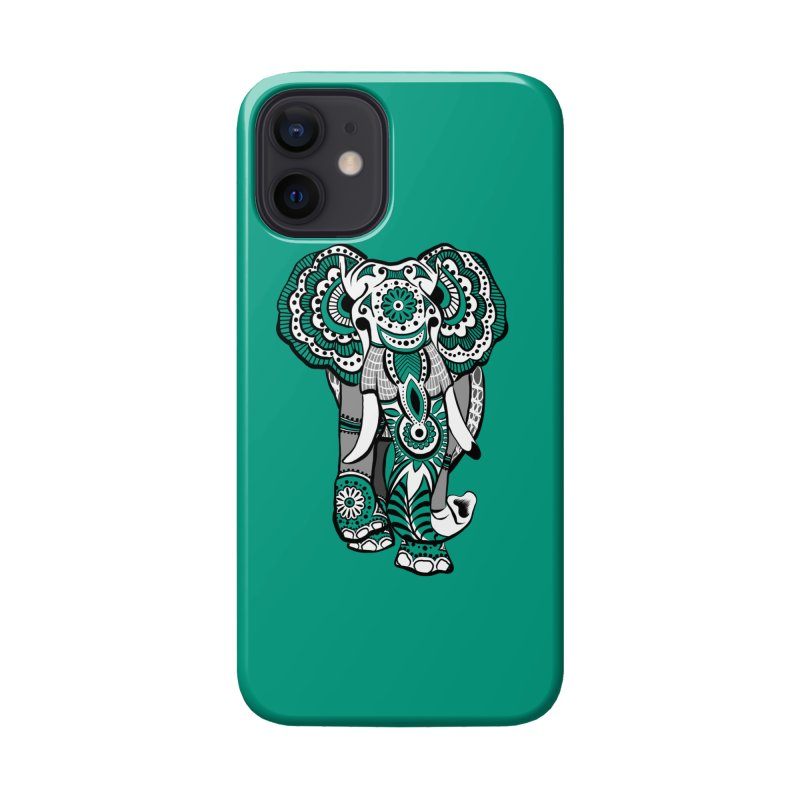 Elle 1 - Color Accessories Phone Case by The Artful Cricket