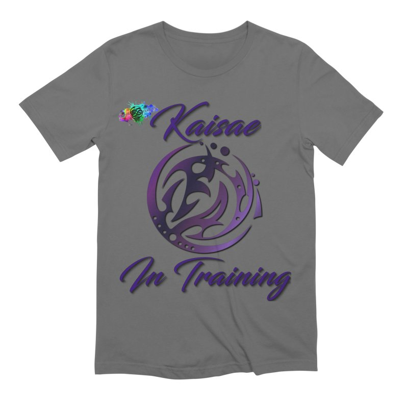 Kaisae In Training Men's T-Shirt by The Book Muse's Shop