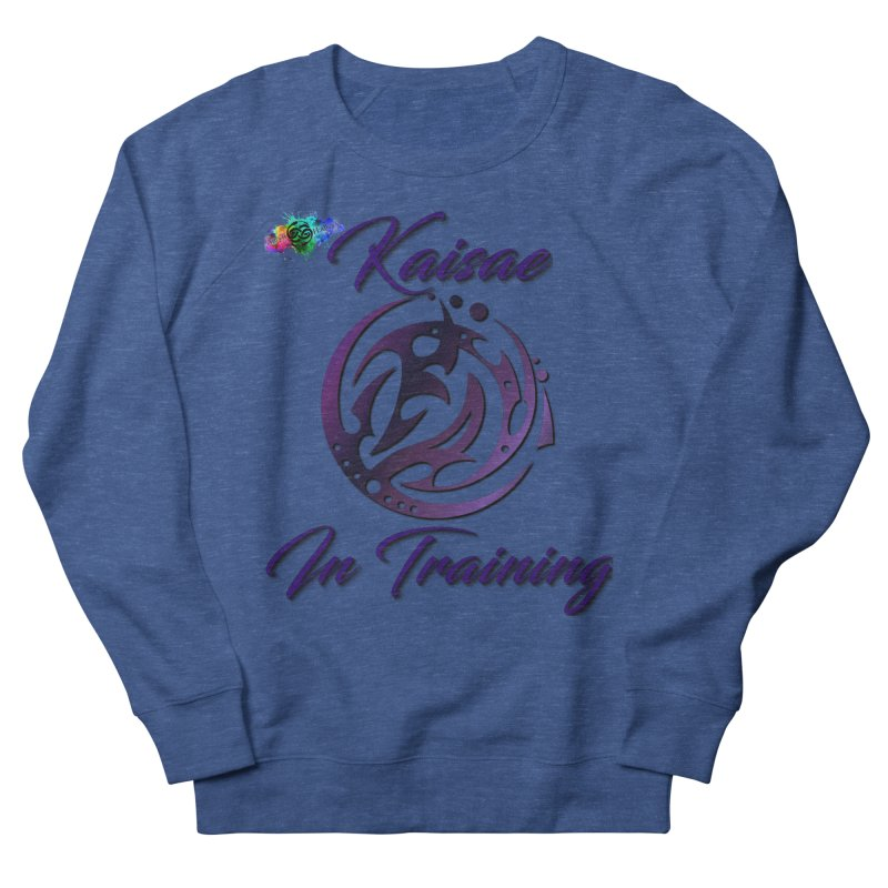 Kaisae In Training Men's Sweatshirt by The Book Muse's Shop