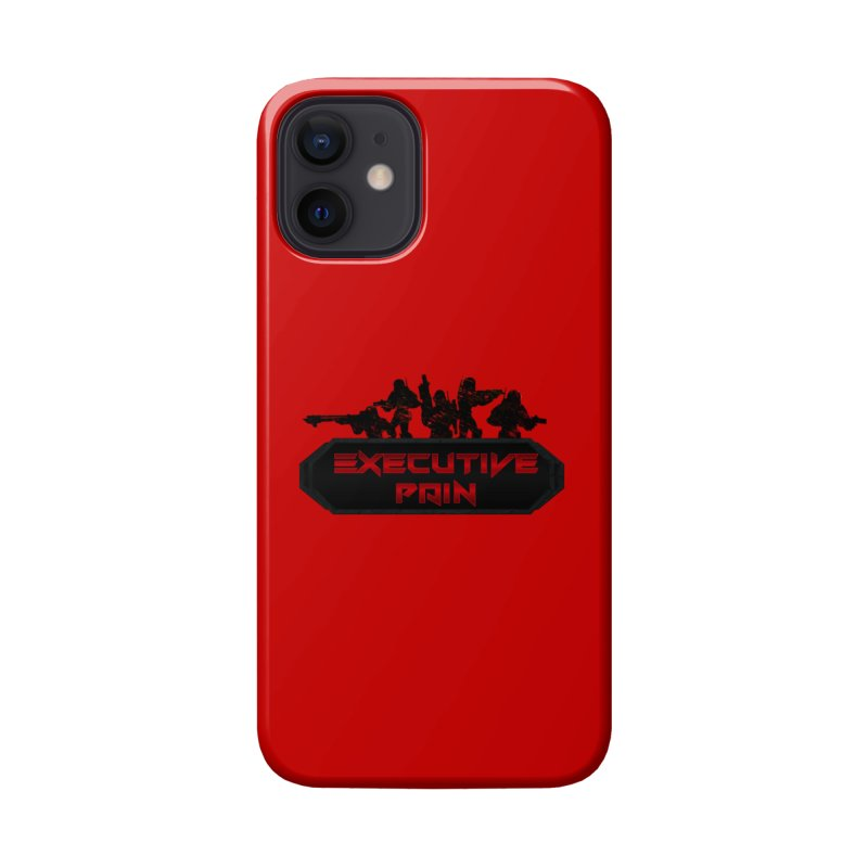 Executive Pain Logo (Gamer Girls) Accessories Phone Case by The Book Muse's Shop