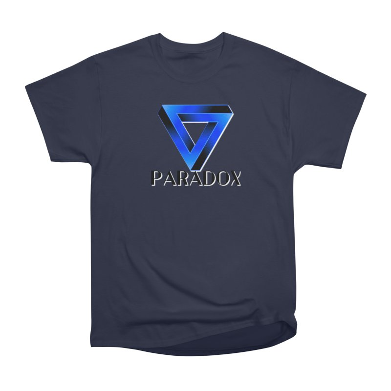 Paradox Logo (Gamer Girls) Women's T-Shirt by The Book Muse's Shop