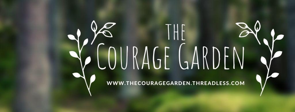 TheCourageGarden Cover