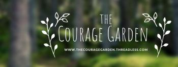 The Courage Garden Logo
