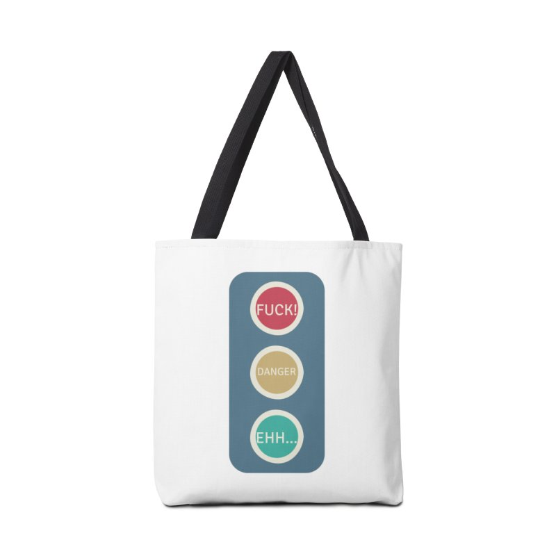 Stoplight Accessories Tote Bag Bag by The Cult of Domesticity Podcast