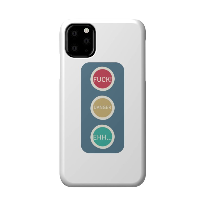 Stoplight Accessories Phone Case by The Cult of Domesticity Podcast