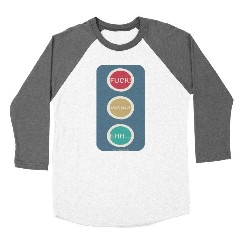 Stoplight Women's Longsleeve T-Shirt by The Cult of Domesticity Podcast