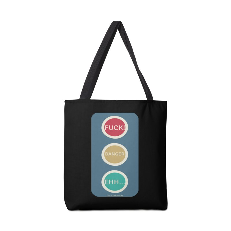 Stoplight Accessories Bag by The Cult of Domesticity Podcast