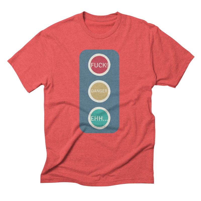 Stoplight Men's T-Shirt by The Cult of Domesticity Podcast