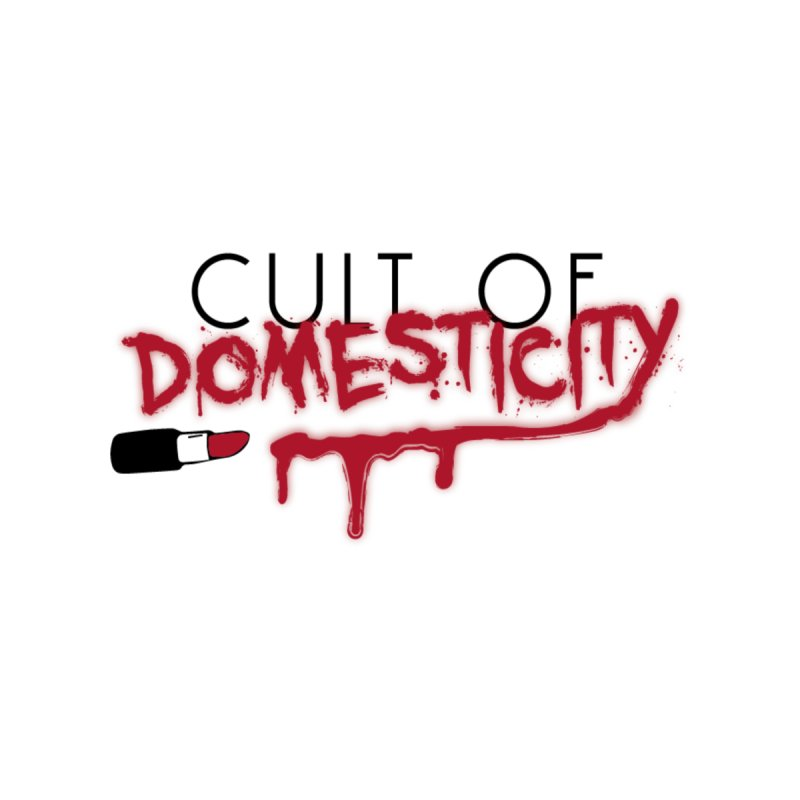 Cult of Domesticity Accessories Notebook by The Cult of Domesticity Podcast
