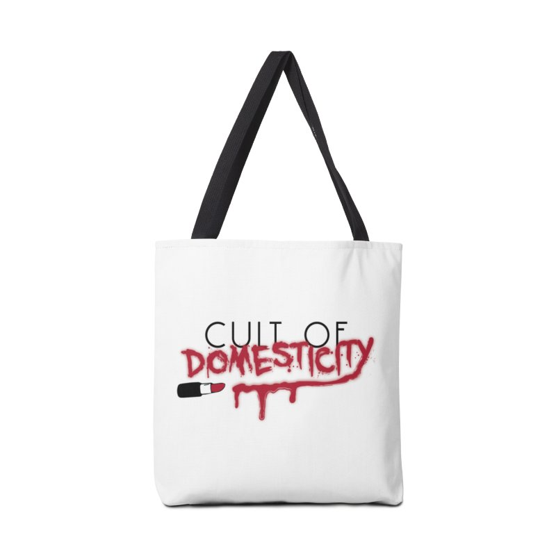 Cult of Domesticity Accessories Tote Bag Bag by The Cult of Domesticity Podcast