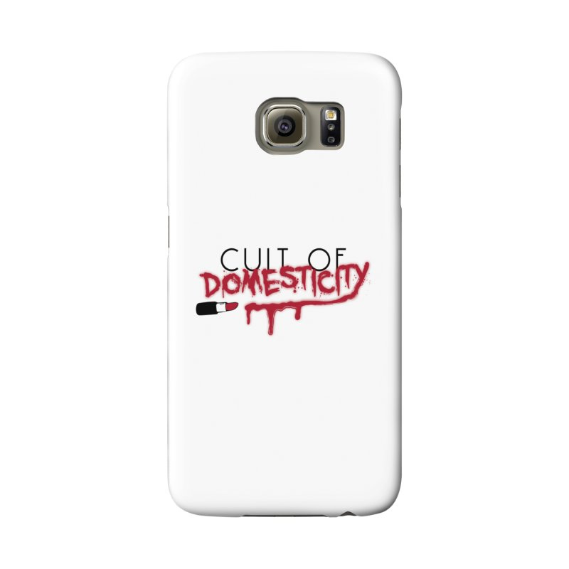 Cult of Domesticity Accessories Phone Case by The Cult of Domesticity Podcast