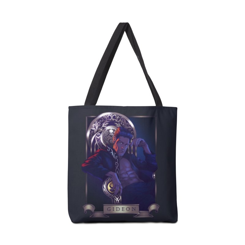 Gideon ~ The Nine While Nine Legacy Accessories Bag by The Dark Whimsy Emporium