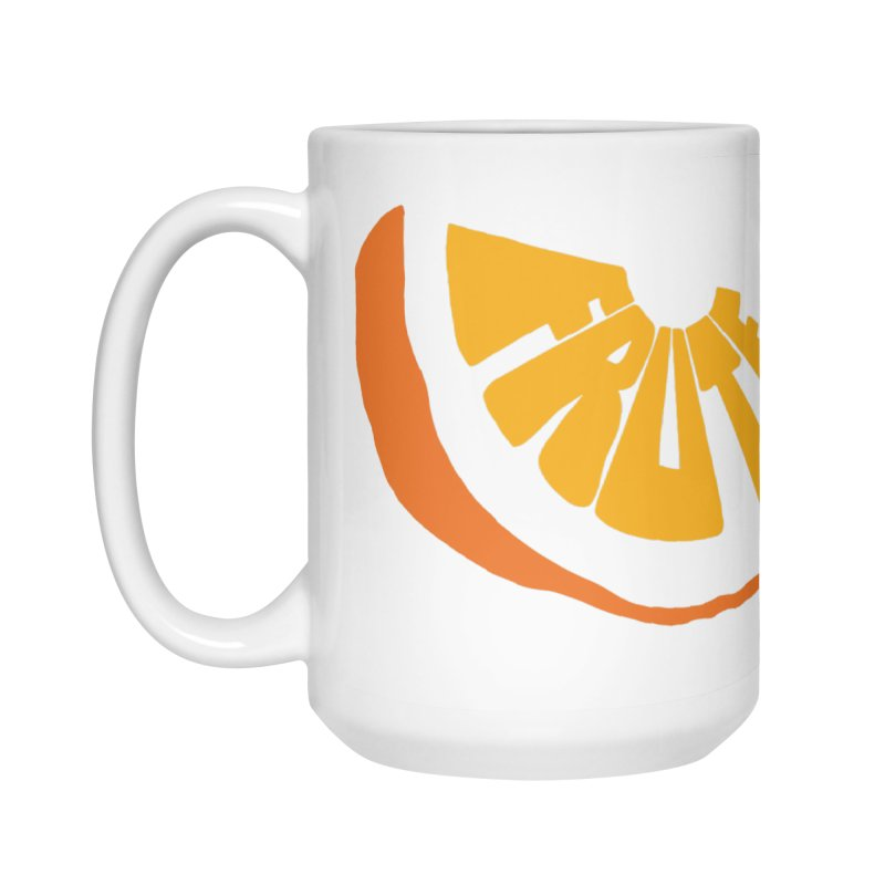 Frute Logo Accessories Mug by TheFruteStand's Artist Shop