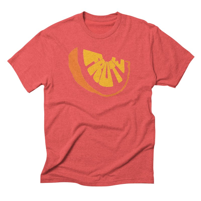 Frute Logo Men's T-Shirt by TheFruteStand's Artist Shop