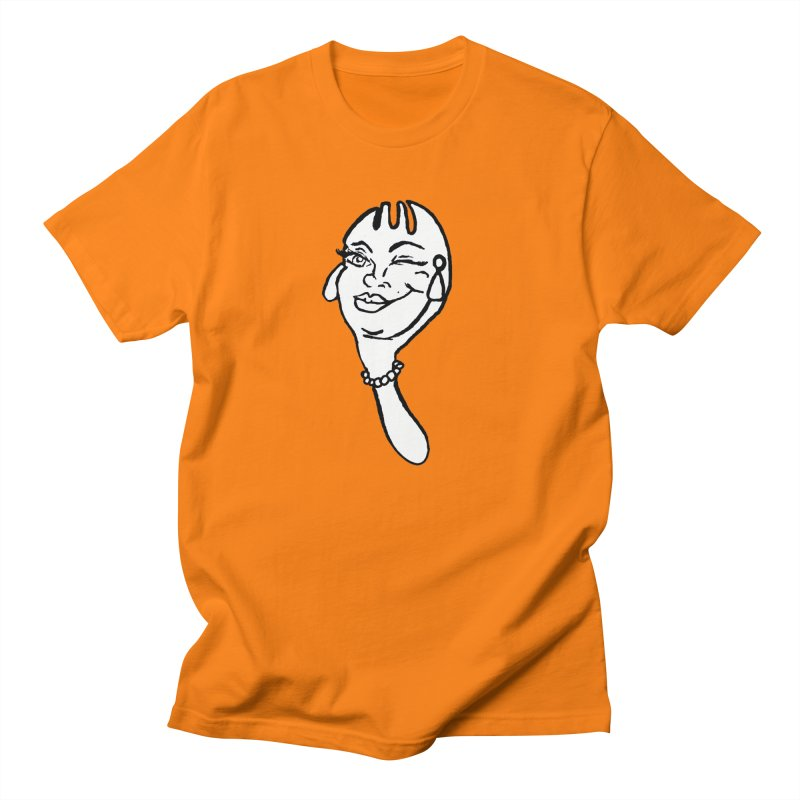 The Funky Spork Logo Men's T-Shirt by TheFunkySpork's Artist Shop