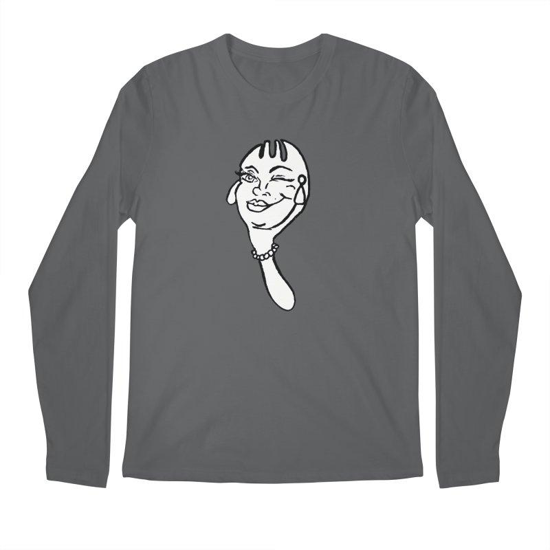 The Funky Spork Logo Men's Longsleeve T-Shirt by TheFunkySpork's Artist Shop
