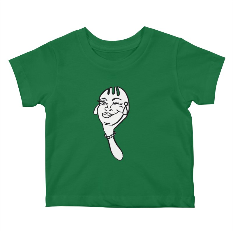 The Funky Spork Logo Kids Baby T-Shirt by TheFunkySpork's Artist Shop