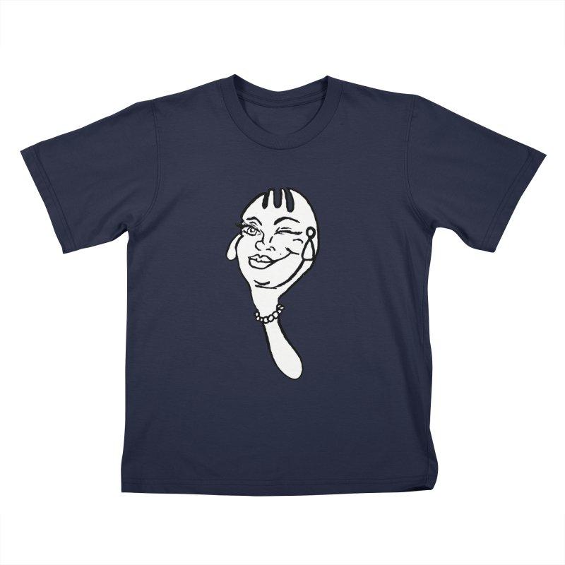 The Funky Spork Logo Kids T-Shirt by TheFunkySpork's Artist Shop