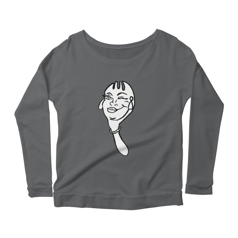 The Funky Spork Logo Women's Longsleeve T-Shirt by TheFunkySpork's Artist Shop