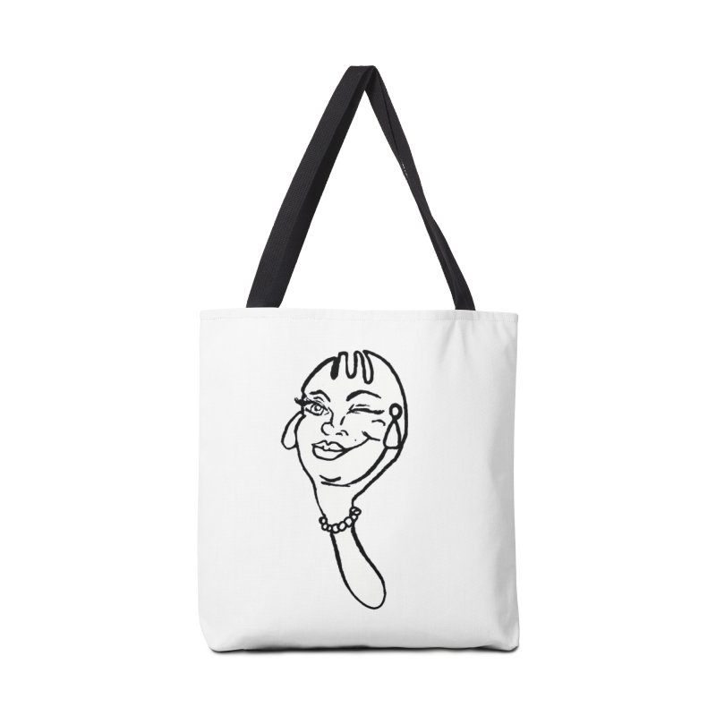 The Funky Spork Logo Accessories Bag by TheFunkySpork's Artist Shop