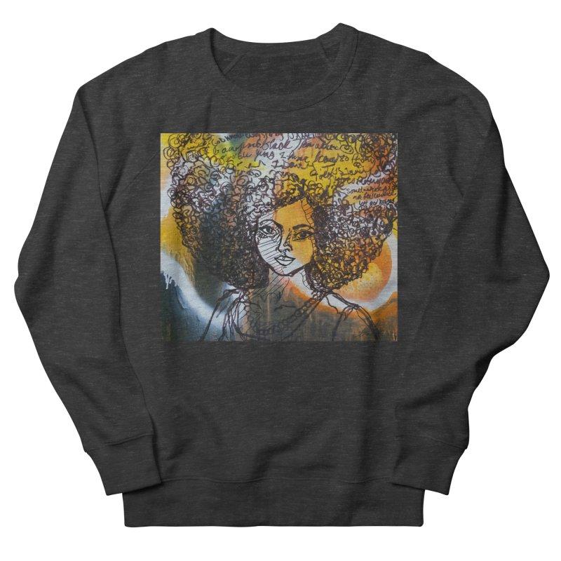Afro, Roots & Faith Women's Sweatshirt by TheFunkySpork's Artist Shop
