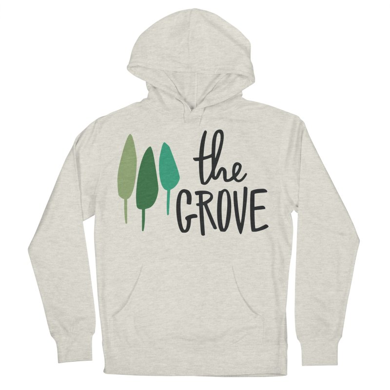 classicgrove Women's French Terry Pullover Hoody by www.thegrove.space
