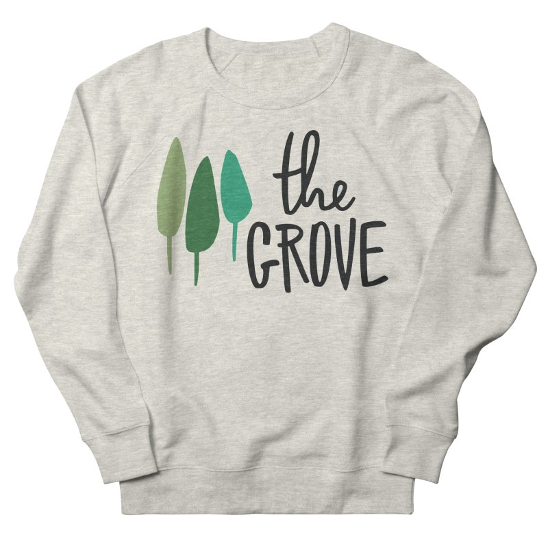 classicgrove Women's French Terry Sweatshirt by www.thegrove.space