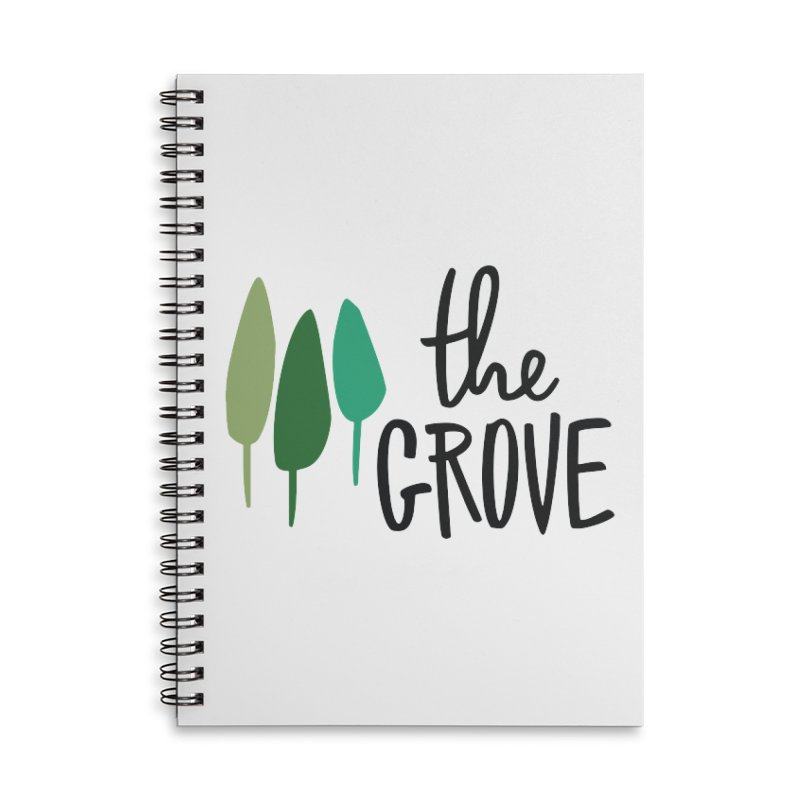classicgrove Accessories Notebook by www.thegrove.space