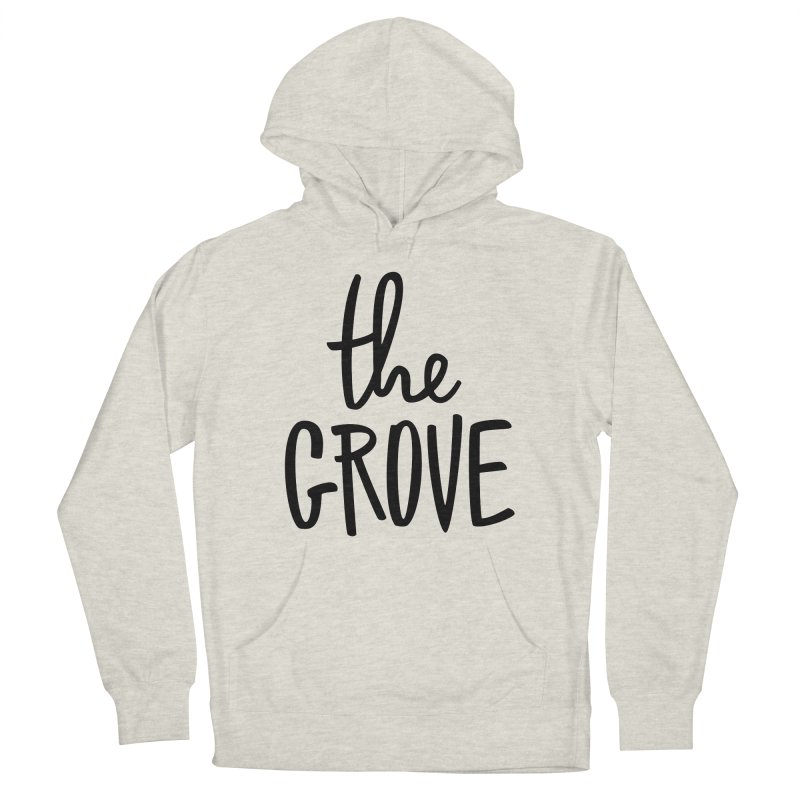 basicgrove Women's Pullover Hoody by www.thegrove.space