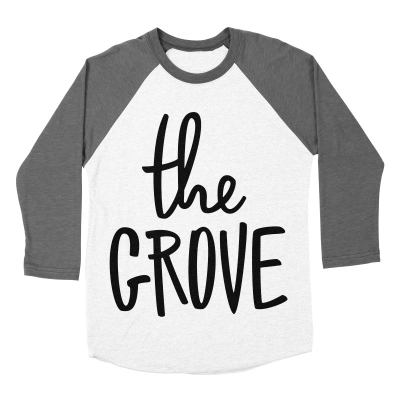 basicgrove Women's Baseball Triblend Longsleeve T-Shirt by www.thegrove.space