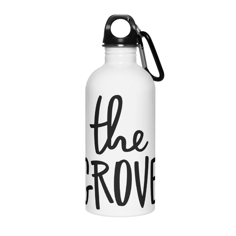 basicgrove Accessories Water Bottle by www.thegrove.space