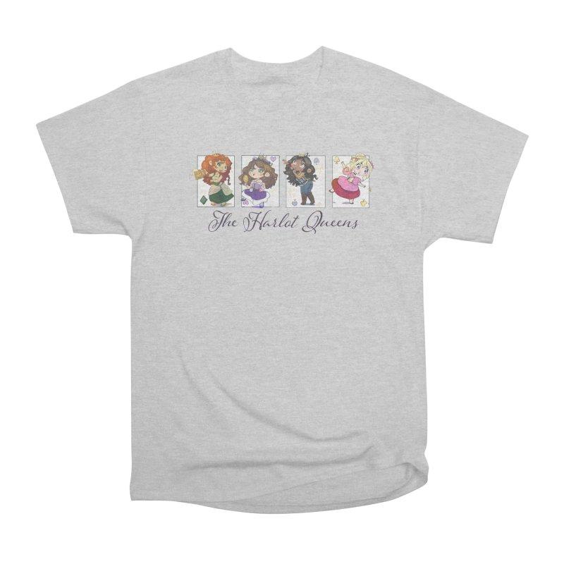 Shirts - The Harlot Queens Style 1 Men's T-Shirt by TheHarlotQueens's Artist Shop
