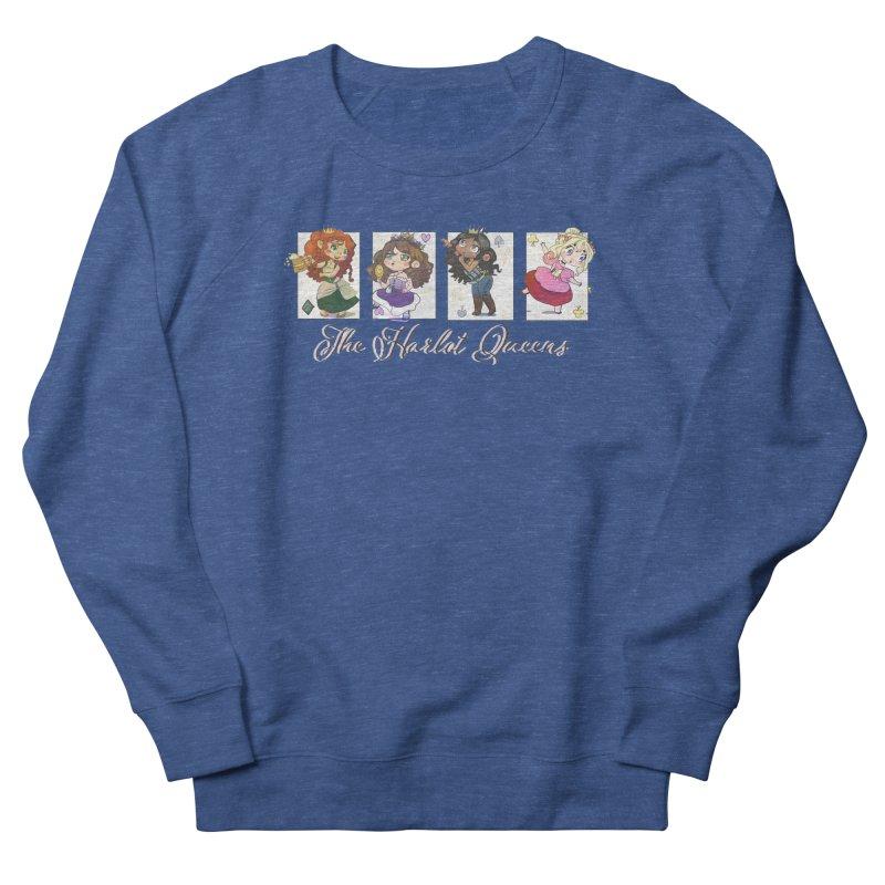 Shirts - The Harlot Queens Style 1 Men's Sweatshirt by TheHarlotQueens's Artist Shop