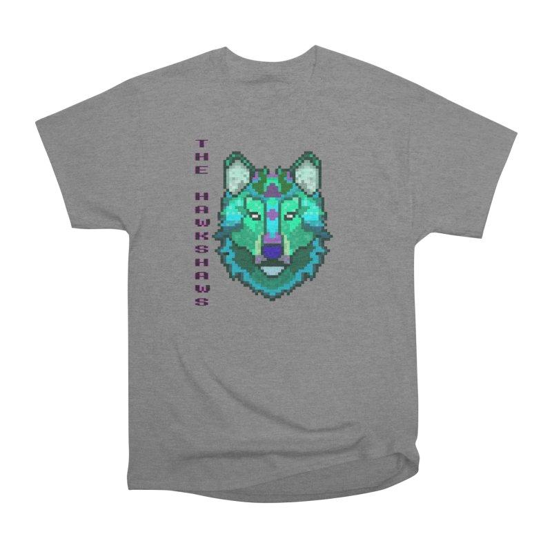 Wolves (Get It?) Men's T-Shirt by The Hawkshaws's Artist Shop