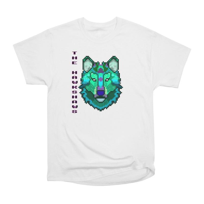 Wolves (Get It?) Women's T-Shirt by The Hawkshaws's Artist Shop
