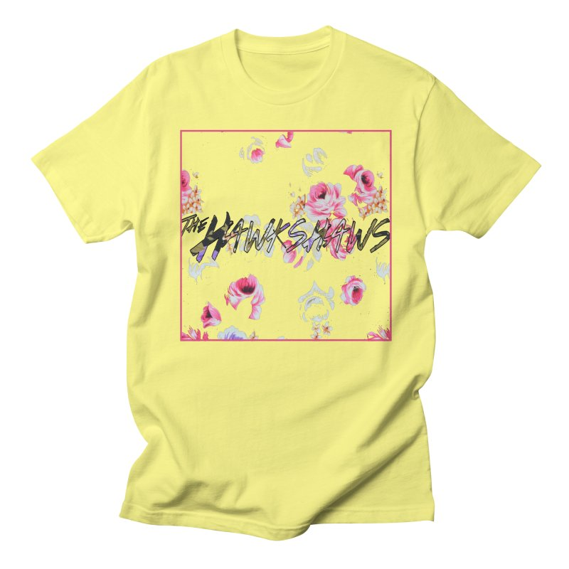 Flower Power Men's T-Shirt by The Hawkshaws's Artist Shop