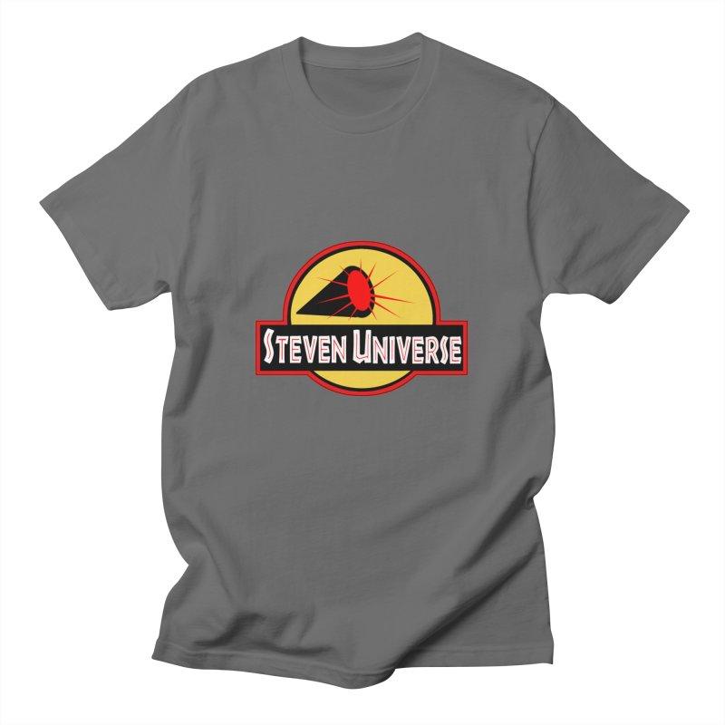 Jurassic Universe Men's T-Shirt by TheImaginativeHobbyist's Artist Shop