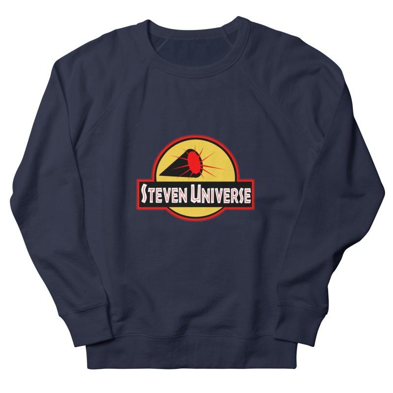 Jurassic Universe Men's Sweatshirt by TheImaginativeHobbyist's Artist Shop