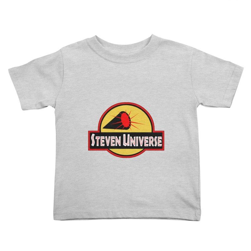 Jurassic Universe Kids Toddler T-Shirt by TheImaginativeHobbyist's Artist Shop