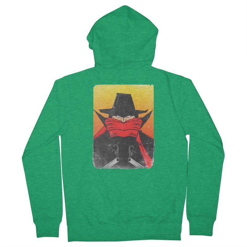 The Shadow Men's Zip-Up Hoody by TheImaginativeHobbyist's Artist Shop
