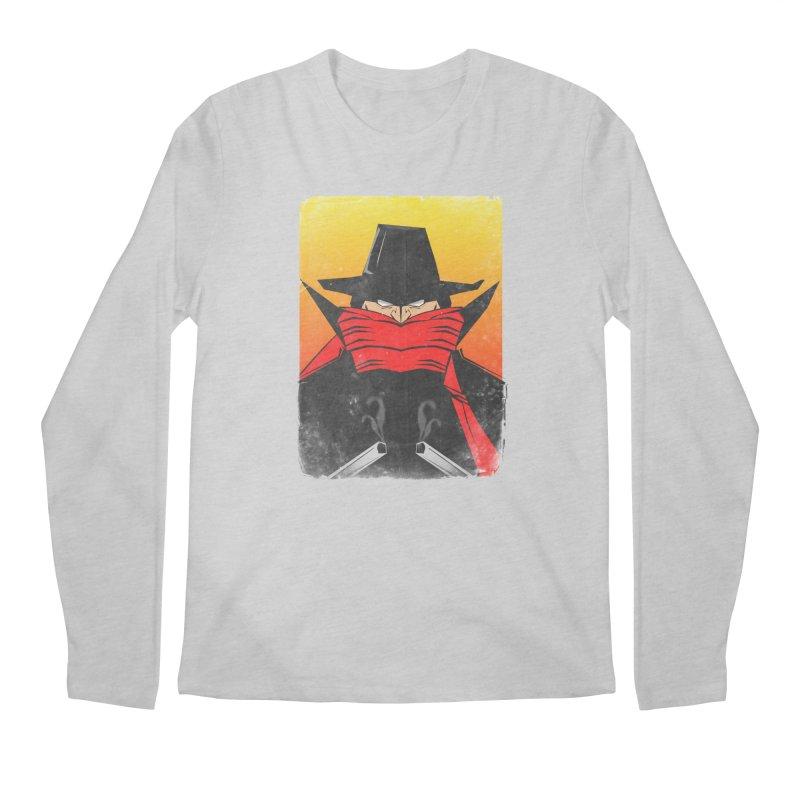 The Shadow Men's Longsleeve T-Shirt by TheImaginativeHobbyist's Artist Shop