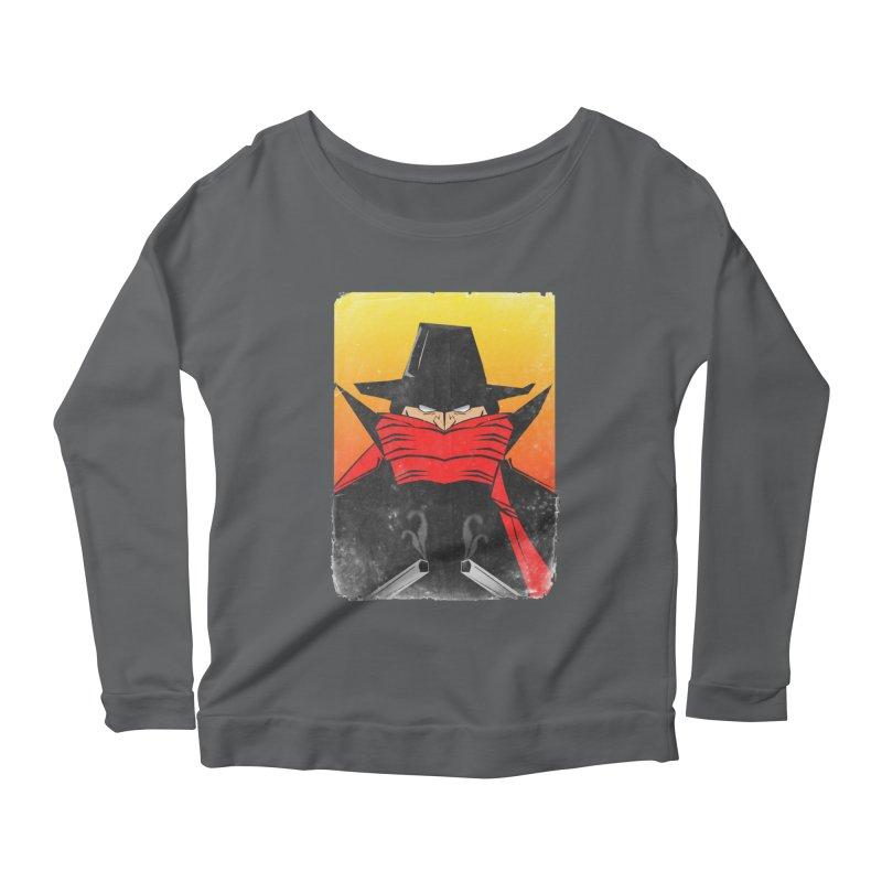 The Shadow Women's Longsleeve T-Shirt by TheImaginativeHobbyist's Artist Shop